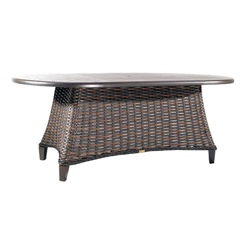 Catalina 76in Oval Dining Table