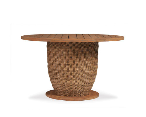 Tobago 48in Round Dining Table