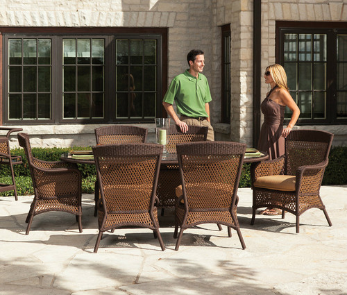 Grand Traverse 7-Piece Dining Set