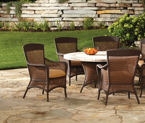 Grand Traverse 5-Piece Dining Set