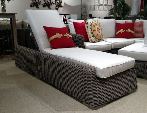 Tangiers Adjustable Chaise Lounge