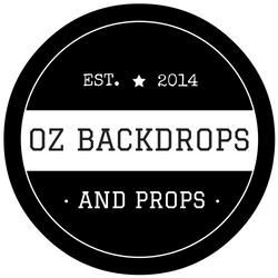 Oz Backdrops and Props