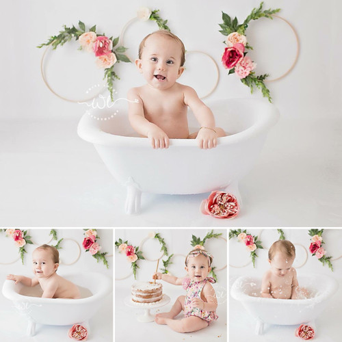 clawfoot baby bath tub.  Gatsby Clawfoot Bath Tub Oz Backdrops and Props