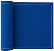 Royal Blue Cotton Luncheon Napkin