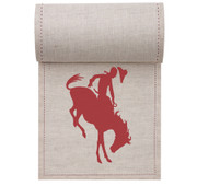 Rodeo Linen Printed Cocktail Napkin