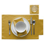 Curry  Cotton Placemat Wholesale (10 Rolls)