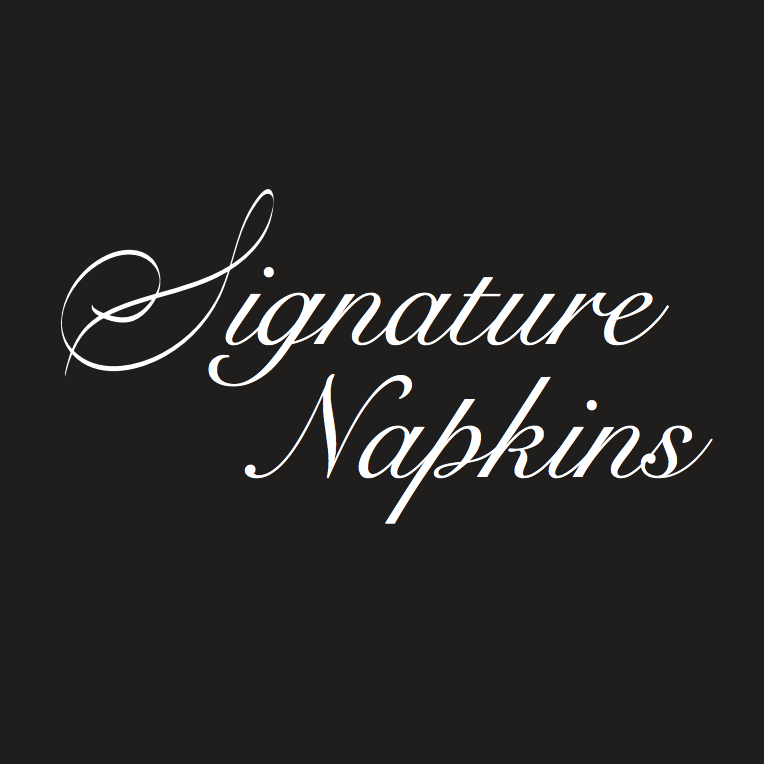Signature Napkins