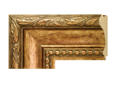 "Frame - Classical Ornate Wide 4.25"" - P80231"