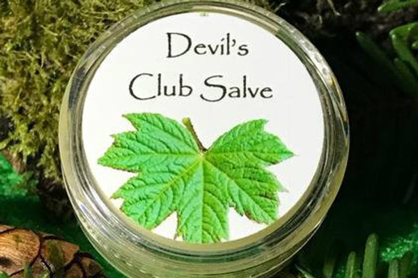 Devil's Club Salve - 1/3oz
