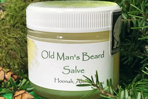 Old Man's Beard Salve - 2oz