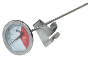 "5"" Stainless Steel Thermometer - 5020"