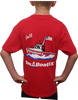 TBUS Youth Short Sleeve Tee Red