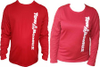TBUS L/S Moisture Wicking Ice Tee (Men's or Ladies) Phasing Out Product