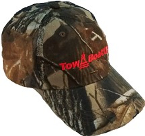TBUS Port Authority Unstructured  Realtree Hardwoods Camo hat