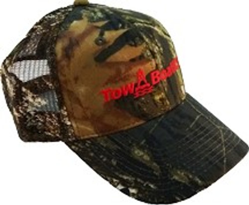 TBUS Port Authority Mesh back Camo Hat Mossy Oak-New Break-Up