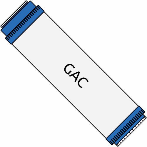 10-inch GAC Filter