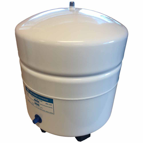 Pressurized 4.0 Gallon RO Storage Tank