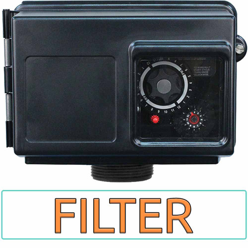 Fleck 2510 Timer Mechanical Filter Control Head