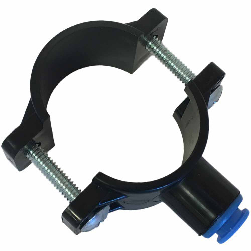 Drain Saddle Valve with 3/8-inch Quick Connect