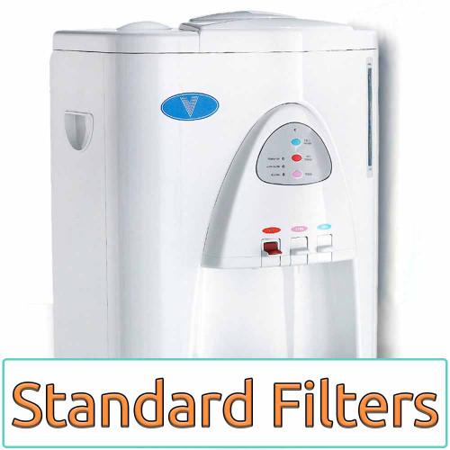Vertex PWC-600FP PureWaterCooler 3 Temperature Water Cooler w/ Filtration