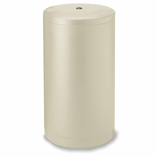 18-inch x 33-inch Round Salt Brine Tank for Water Softeners with Safety Float & Air Check (Fleck)