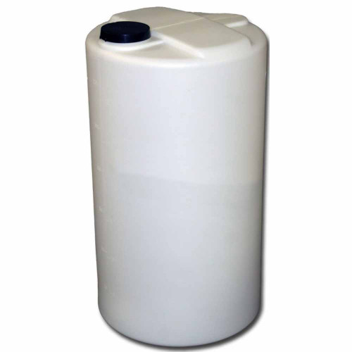 Polyethylene 35 Gallon Chemical & Solution Tank