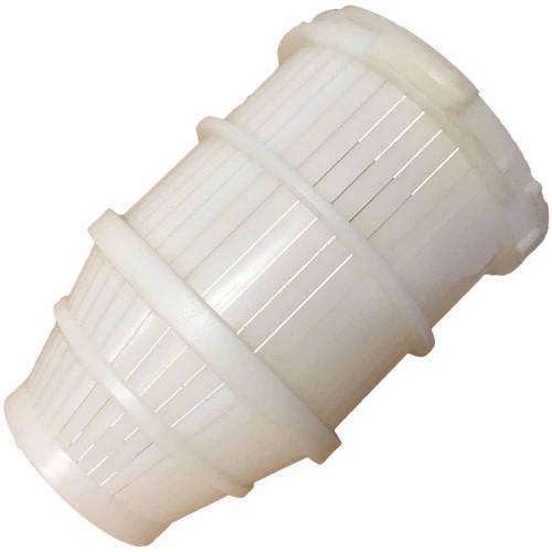 Upper Basket for Fleck 7000 Control Valves (Bayonet-Style Twist-On) - Fits 32mm Distributor Tubes (Fleck Part# 40697-02)