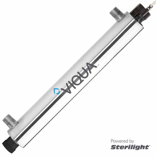 Viqua Sterilight 3.6 GPM UV SV5Q-PA NSF 55 Class B System