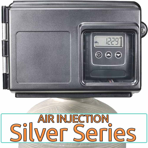Air Injection Silver 10 System with Fleck 2510SXT AI