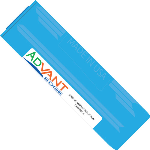 10-inch AdEdge AD2710S Filter - Reduces Arsenic (V) and (III)