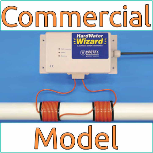 scalemaster hardwater wizard rw15 electronic water conditioner