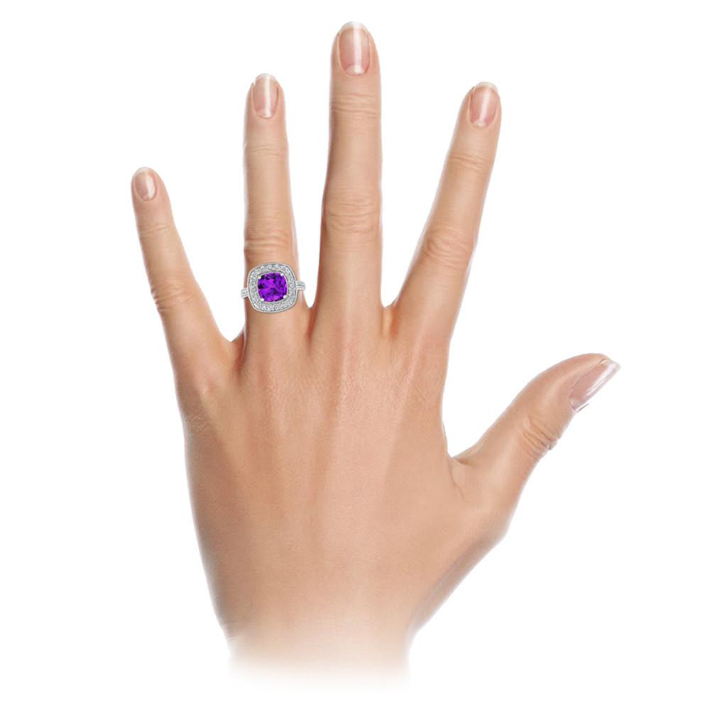 stylerocks-diamond-halo-18ct-white-gold-ring-on-hand