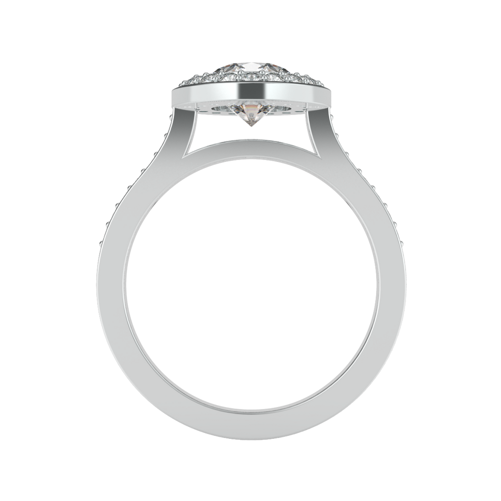 brilliant-cut-diamond-1carat-bezel-set-halo-engagement-ring-18carat-white-gold-diamond-band-stylerocks