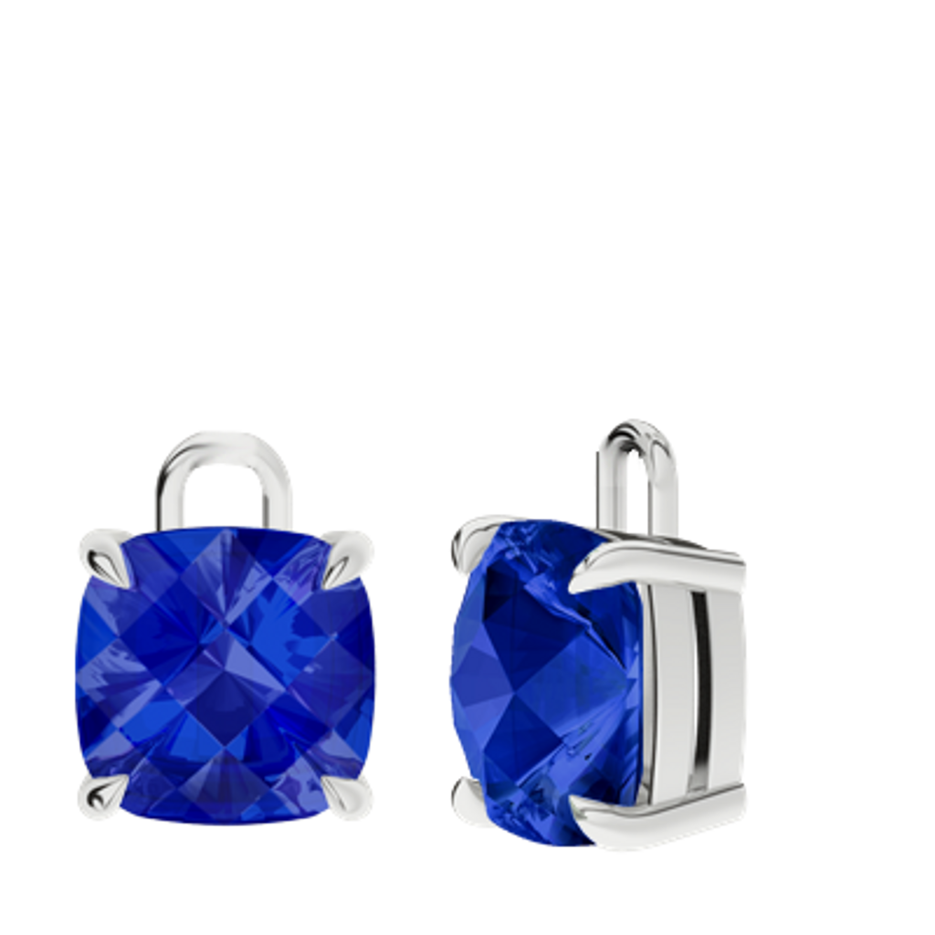 stylerocks-cushion-checkerboard-blue-sapphire-detachable-drop-earrings-sterling-silver