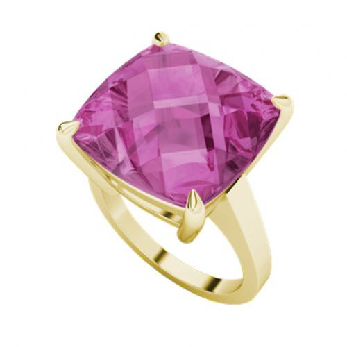 stylerocks-pink-sapphire-cushion-checkerboard-yellow-gold-ring