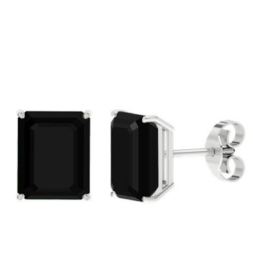 stylerocks-onyx-emerald-cut-sterling-silver-stud-earrings