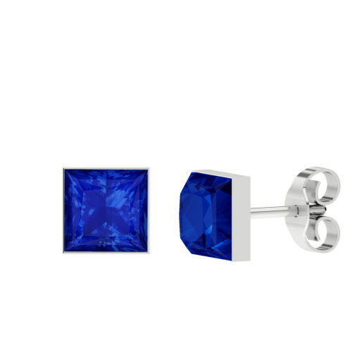 stylerocks-princess-cut-sapphire-silver-stud-earrings