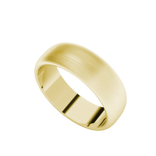 stylerocks-chunky-9-carat-yellow-gold-brushed-ring-with-round-profile