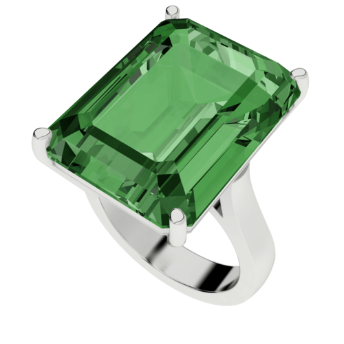 stylerocks-emerald-cut-emerald-18mm-sterling-silver-cocktail-ring