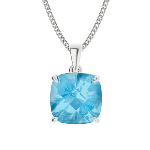 stylerocks-10mm-cushion-checkerboard-blue-topaz-sterling-silver-necklace