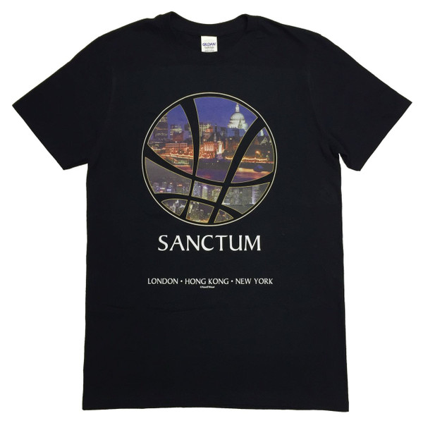 Doctor Strange Inspired Geek T-Shirt: Sanctum