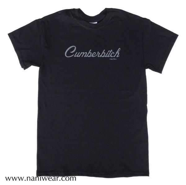 Benedict Cumberbatch Sherlock T-Shirt: Cumberbitch