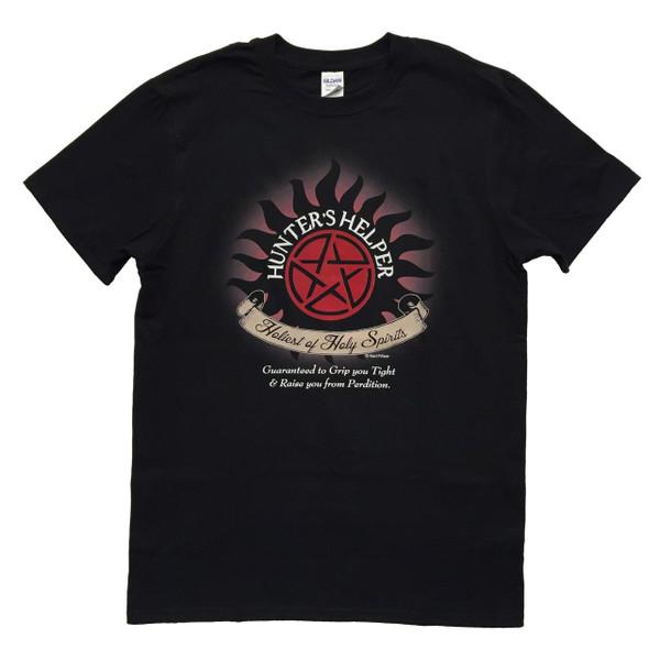 Supernatural Inspired T-Shirt: Hunters Helper