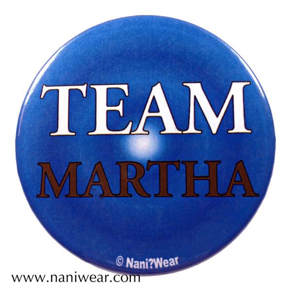 Companion Button: Team Martha
