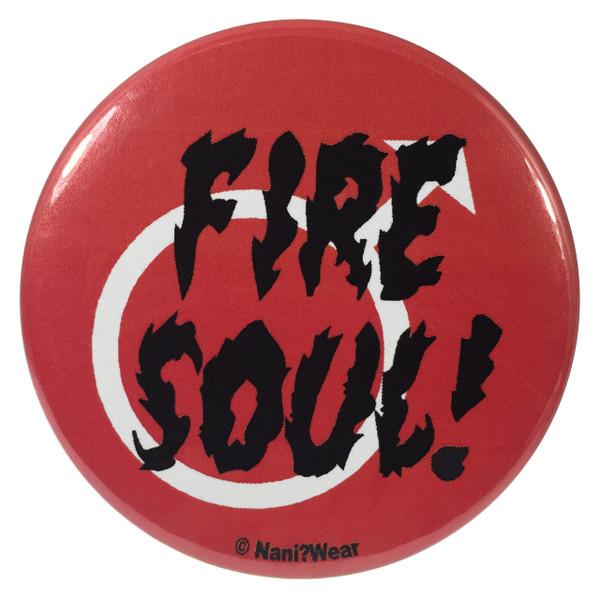 Sailor Mars Fire Soul Button