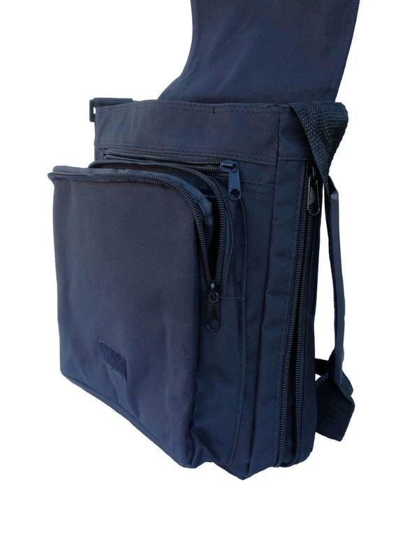 Doctor Who Inspired Medium Mesenger Bag: Bigger on the Inside
