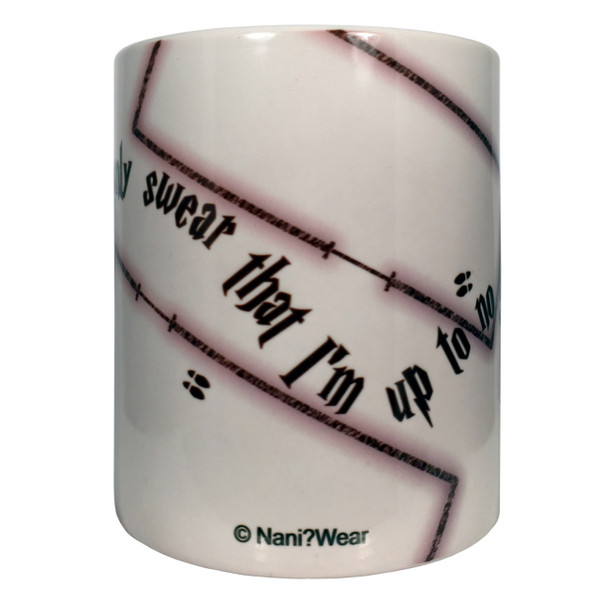 Harry Potter Color Change Mug Marauders Map