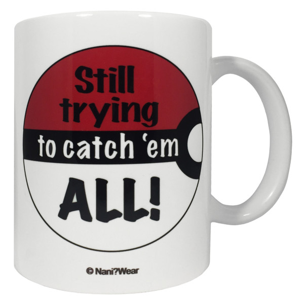 Pokemon Double-Sided 11oz Mug