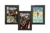 Triple Comic Book POD Museum Edition