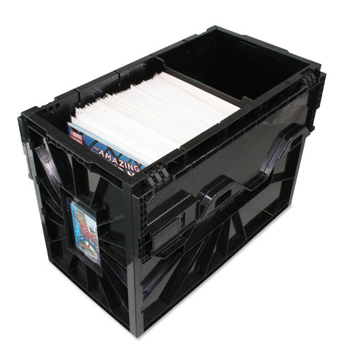 BCW Comic Book Short Box Storage Bin. The Collectors Resource
